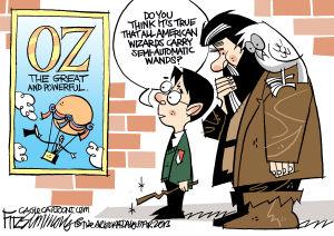 Fitz fix: Oz
