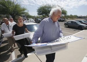 Tucson voters may decide red-light camera ban