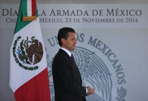 """EPN hará """"anuncio importante"""" de los 43 desaparecidos"""