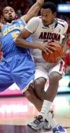 UCLA at Arizona basketball