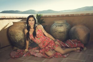 Father, freedom, happiness influence folk singer Lila Downs