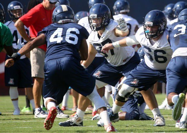 UA football: Tight end grateful for third chance