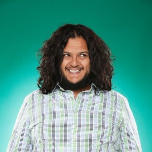 Comedian Esparza is an Eegee's enthusiast