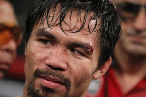 Photos: How Pacquiao beat Bradley for title