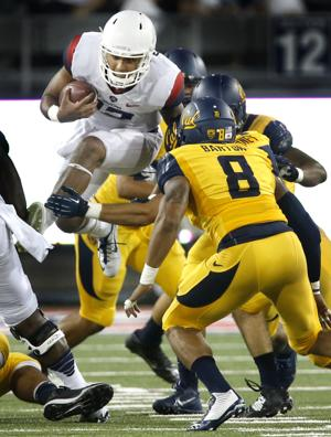 UA football: Report card for Cal game
