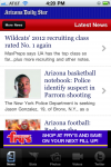 New Wildcat Extra - now available for iPhone