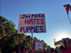 ESPN College GameDay UA signs
