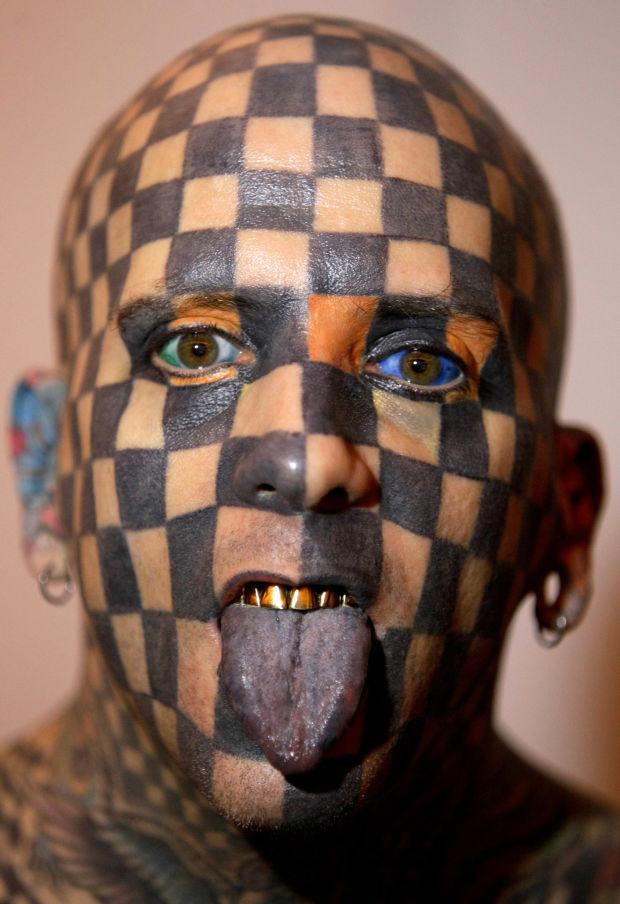 Puzzle Man Tattoo Tattoo international expo