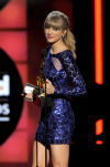 Taylor Swift is big winner
