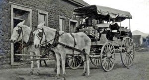 Ring's reflections: Stagecoaches fill need