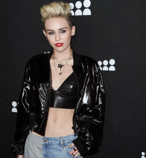 Photos: Miley Cyrus, from 'Hannah Montana' to pothead