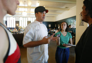 'Dinner with Chefs' event to highlight pork, scotch