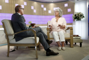 Slideshow: Paula Deen is 'back in the saddle'