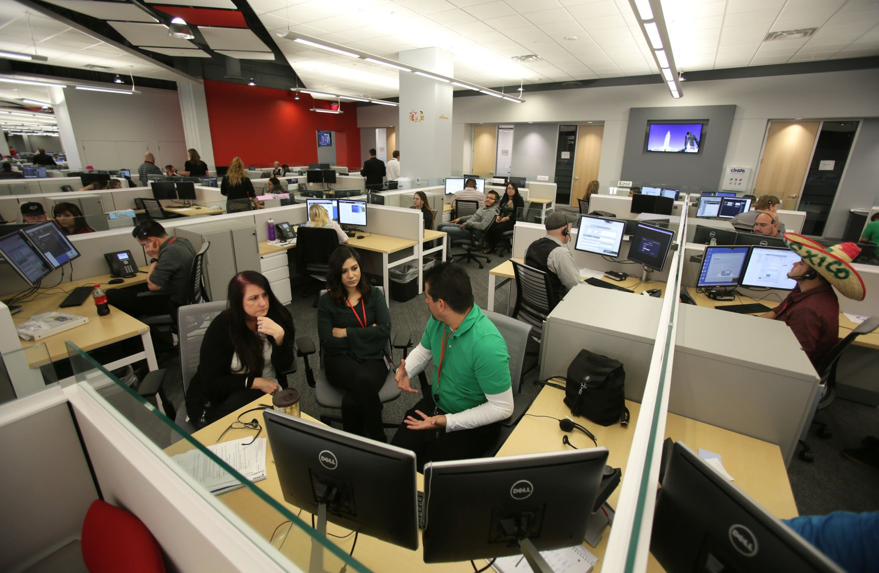 Comcast marks grand opening of Tucson call center | Tucson ...