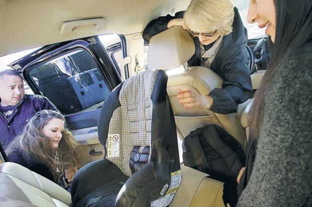 Free child safety seat checks offered this week