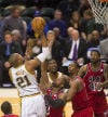 NBA: Pacers rough up Heat again