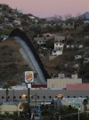 Nogales fence