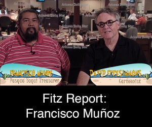 Fitz interviews Francisco Muñoz