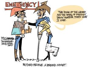 Fitz fix: Rodeo