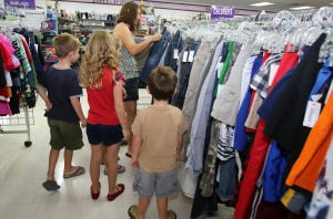 Get 50 percent off at Goodwill stores, Nov. 22