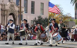 Photos: Veterans Day parade in Tucson