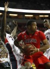 Gonzaga 71, Arizona 60 UA sags against Zags