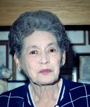 Alicia Durazo Bonorand 3/15/1928 11/22/2014