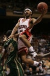 Photos: UA sports Throwback Thursday Salim Stoudamire