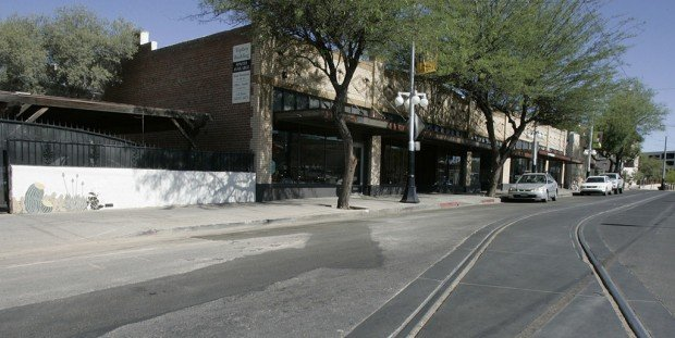 Retailers drawn to trolley line tucson business - The five star student dormitories boutique style spoil ...