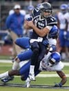 New Mexico Bowl Nevada offense packs a 'pistol'
