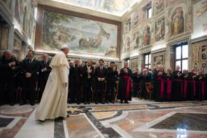 El papa Francisco hablará en Estrasburgo
