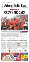 Arizona Daily Star commemorative front page