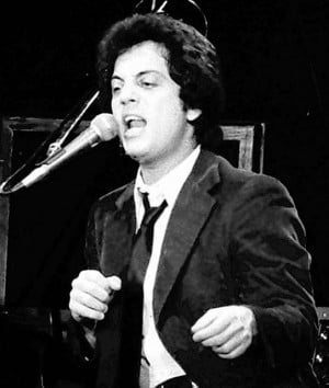 Tucson Time Capsule : Billy Joel drew 10,000