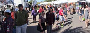 Sociales: Feria de la 4ta Avenida