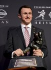 Heisman Trophy: Manziel 1st frosh awarded top prize