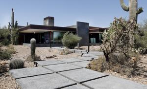 Like living in a sculpture: Lava House rooted in people, place