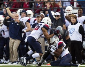 UA football: True freshman capitalizes on opportunity
