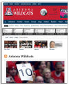 New on Starnet: Check out our redesigned Arizona Wildcats page