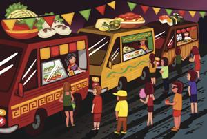 Voting starts now for Food Truck Madness