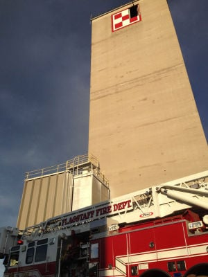 Purina assesses Flagstaff grain-tower fire; 4 hurt