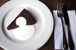 Crave: Pizzeria Bianco's flourless chocolate cake