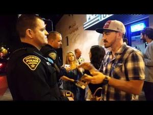 Tucson Police giving breathalyzers to people downtown
