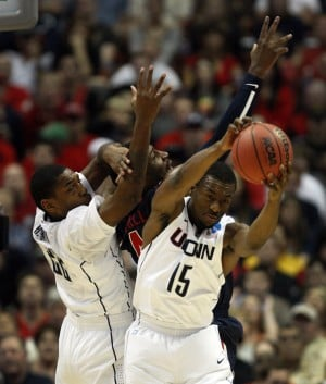 NCAA tournament: Final Four: Cats, Dogs and upstart Rams