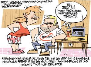 Fitz fix: Immigration
