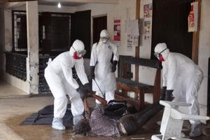 Ebola agrava situación en Liberia