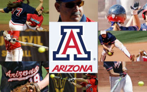 Arizona Wildcats softball: UA to host LSU, Louisville, Boston U. in NCAA regionals