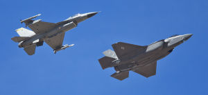 Recent overflight by pair of F-35s confirmed by D-M