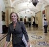Giffords' colleagues keep her present in DC