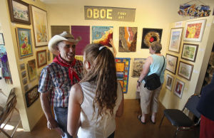 Guild hosts summer art show