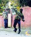 Gangs hurl gasoline bombs in N. Ireland
